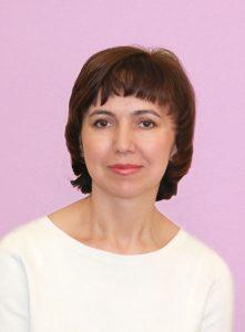 Тамахина Ольга Валентиновна